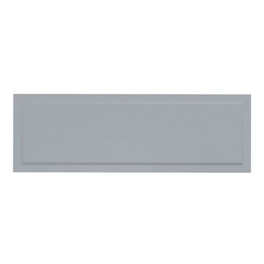 Burlington Arundel 170 Bath Side Panel - Classic Grey